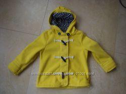Флисовая курточка Некст на 4-5 лет