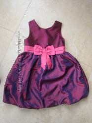 Нарядное платье НМ на 5-6 лет