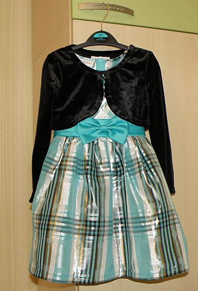 Очень красивые нарядные платья на принцессу - Bonnie Jean и Gap
