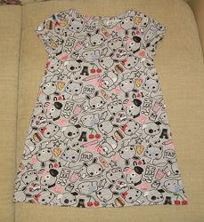 Наши красивущие платья Next, H&M и Bonny Jean на модницу