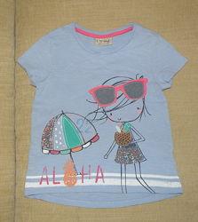 Наша классные футболки на модницу - Next, George, Matalan