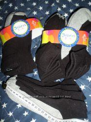 jefferies плотные носки на 7-9лет 11 пар органический хлопок