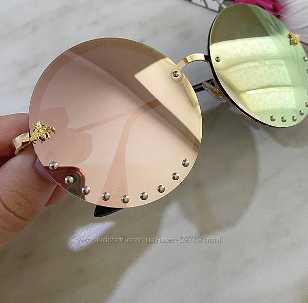 Солнцезащитные очки , копия Gucci, UV400