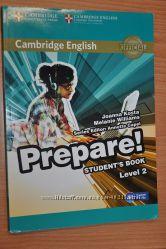 Английский язык Cambridge English Prepare 2
