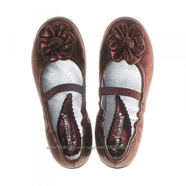 Туфли классические LBL - Brown Massimo Squeaky Toddler Shoes