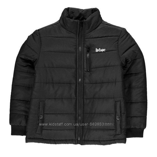 Куртка Lee Cooper на флисе
