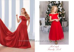 Прокат шикарных платьев Family Look  для семейных  фотосессий
