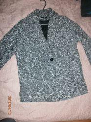 Пальто-пиджак H&M oversize