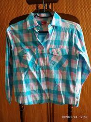 Рубашка коттоновая новая