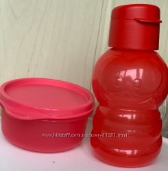 Детский набор эко посуды Tupperware