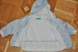 Ветровка  Benetton 3 мес, 62-68см