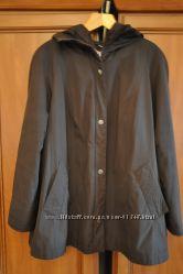 Куртка для беременных,  расклешённая к низу,  балахон  48-50 размер