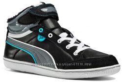 Высокие утепленные кроссовки Puma Avila Mid Winter 24, 2см оригинал