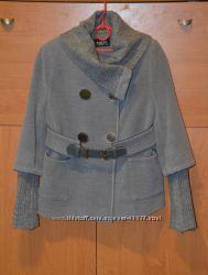 Демисезонное пальто для девочки Ahsen Morva.