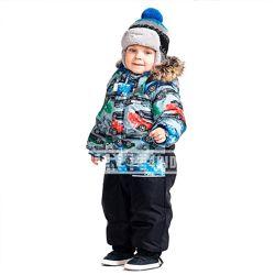 LENNE FUN комбинезон зимний для мальчика  86, 92