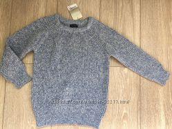 Котоновый свитерок Next p. 5-6лет