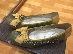 Кожаные туфли Alpina, размер 5