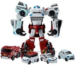 Робот трансформер Тобот Мини-Кватран S3 - Tobot Young Toys 301057