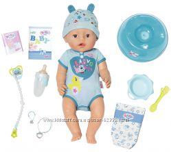 Мальчик Baby Born Очаровательный малыш Zapf Creation Нежные объятия