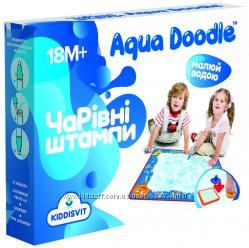 Волшебные водные штампы Aqua Doodle, AD8001N
