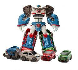Робот трансформер Тобот Мини-Дельтатрон S3 - Deltatron Young Toys 301058