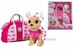 Собачка Чихуахуа Chi Chi Love Розовая Мода - Simba 5893346