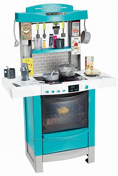 Интерактивная кухня Мастер-Шеф с эффектом кипения - Smoby 311505