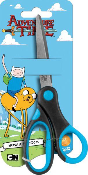 Детские ножницы Adventure Time, 15 см