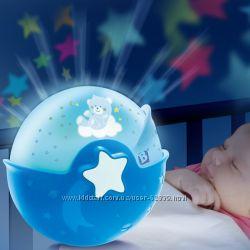 Светильник Спокойные сны, серый - Infantino