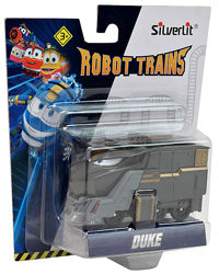 Паровозик Дюк Robot Trains, 6 см
