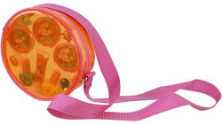 Набор косметики в сумке Neon Orange - Markwins 1539013E