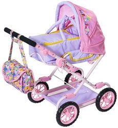 Коляска для куклы Baby Born Делюкс S2 - Zapf Creation 828649