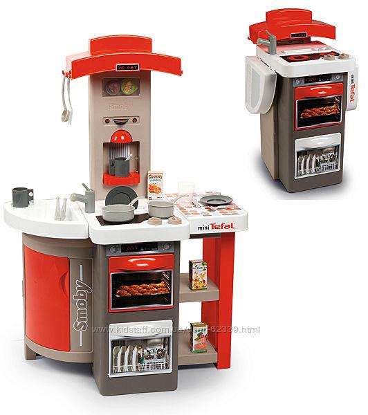 Раскладывающаяся кухня Tefal Повар - Smoby 312200