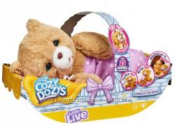 Интерактивная игрушка Мишка-Обнимашка - Moose 28847