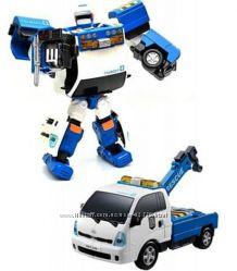 Робот трансформер Тобот Зеро - Tobot Zero Young Toys 301018