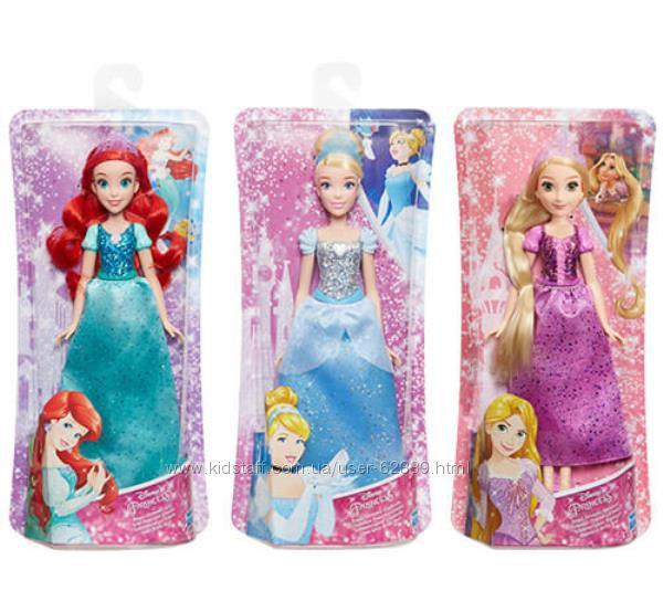 Принцессы Дисней Disney Princess Royal Shimmer