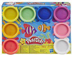 Масса для лепки Play Doh Радуга, Hasbro E5062