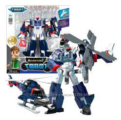 Робот трансформер Тобот Adventure Y S3 - Tobot Young Toys 301032