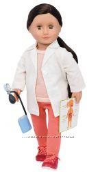 Большая кукла Доктор Никола Our Generation, 46 см