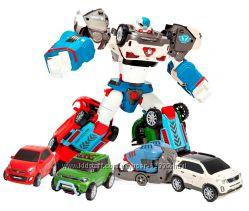 Робот трансформер Тобот Дельтатрон S3 - Tobot Deltatron Young Toys 301040