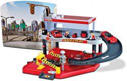 Гараж Ferrari, 2 уровня, 1 машинка - Bburago 18-31231