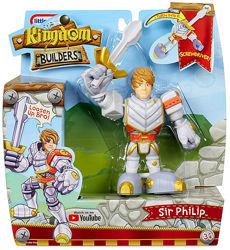 Фигурка-трансформер Kingdom Builders Сэр Филипп - Little Tikes 647659