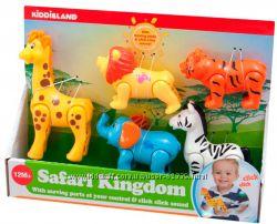 Игровой набор Дикие животные Kiddieland