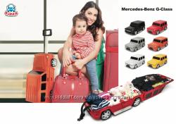 Детский дорожный чемодан Ridaz Mercedes-Benz G-Class 4 цвета в наличии