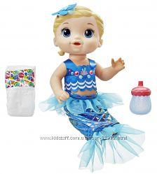 Кукла Мерцающая Русалка Baby Alive, Hasbro E3693