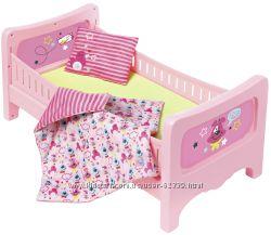 Сладкие сны - Кроватка для куклы Baby Born Zapf Creation 824399
