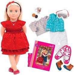 Большая кукла Джинджер Our Generation, арт. BD31045Z