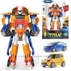 Робот трансформер Тобот мини Титан - Tobot Young Toys 301055