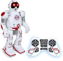 Интерактивный робот Шпион Xtrem Bots Spy Bot на ДУ - BlueRocket XT30038
