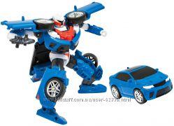 Робот Трансформер Тобот Y с ключом-токеном - Tobot Young Toys 301002